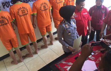 Tangkap Sindikat Penipu Jual Beli Moge Di Bandung Dan Garut