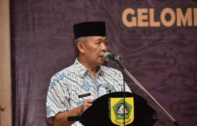 Sekda Kabupaten Bogor Burhanudin