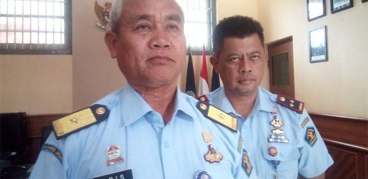 Kepala Divisi Pemasyarakatan Kanwilkemenkumham Jabar, Abdul Aris