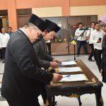 Bupati Bogor Ade Yasin resmi lantik PD. Pasar Tohaga