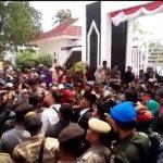 Demo Petani Desa Tanjung Pakis