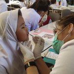 Fakultas Kedokteran UKM adakan penyuluhan dan pemeriksaan gigi-mulut