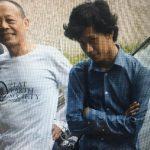 Foto semasa hidup ayah dan anak yang dibunuh dan dibakar di Cidahu Sukabumi (dtc)
