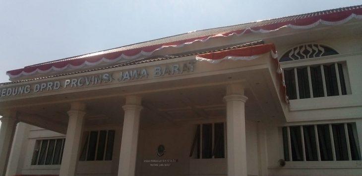 Gedung DPRD Jawa Barat (arf)