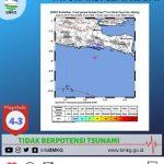Gempa bumi guncang Kabupaten Malang (ist)