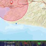 Gempa bumi guncang Kota Sukabumi (ist)