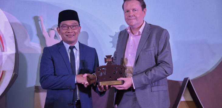 Gubernur Jawa Barat Ridwan Kamil./Foto: Istimewa