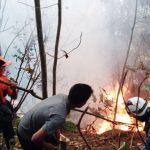 Hutan-Gunung-Walat-Terbakar