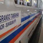 KA Pangrango Bogor Sukabumi tambahan (ist)