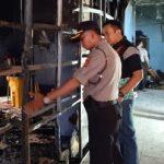 Kantor Dishub Kota Sukabumi terbakar