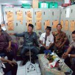 Kasus penamparan dan ketua LSM yang nyaris ngamuk di SMPN 2 Karawang sedang ditengahi (ist)