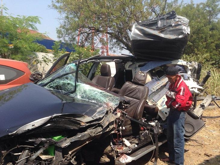 Kecelakaan di Bandung