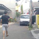 Lokasi pemukulan di Bogor