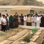 Pemakaman Mbah Moen di Mekkah Arab Saudi (ist)
