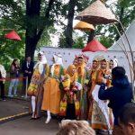 Penampilan FirdAulia Indonesia di Festival Indonesia Moscow 2019