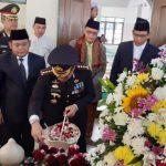 Pimpinan Daerah Ziarah ke Makam KH Noer Alie