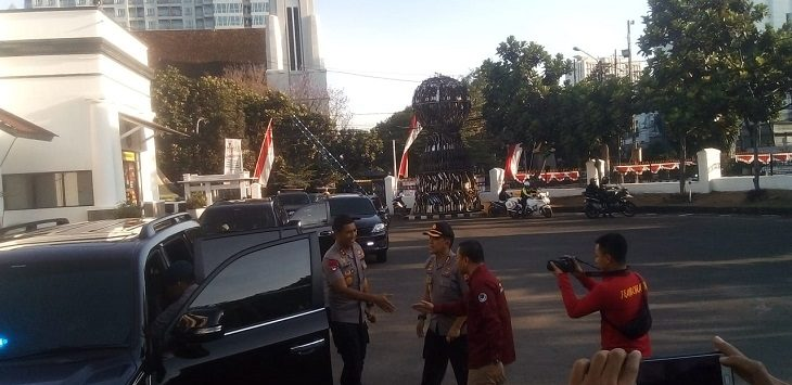 Kapolda Jabar Irjen Pol Rudi Sufahriadi./Foto: Arief