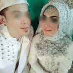 Terduga foto pernikahan pelaku video porno Vina Garut