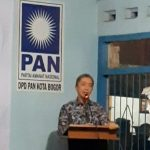Wali Kota Bogor Dedie A. Rachim