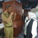 Wawako Bogor bersama Deputi Kemenpan RB di MPP Plaza Kebun Raya (adi)