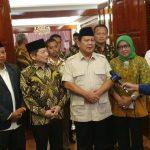 Ade Yasin dan petinggi PPP ketika di kediaman Prabowo Subianto (ist)