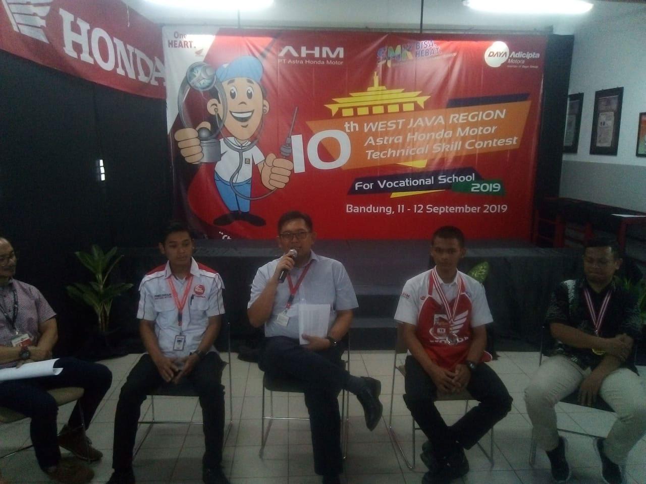 Ajang-Astra-Honda-Motor-Technical-Skill-Contest