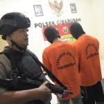 Anak Mantan Kades di Bojongmangu Terciduk Bawa Barang Haram