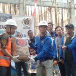 Bantuan Indocement untuk Mushola PWI Kota Bogor (ist)