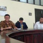Dekan Fakultas Hukum Universitas Pakuan Raden Muhammad Mirahdi