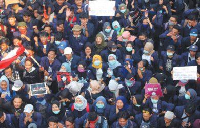 Demo-Mahasiswa