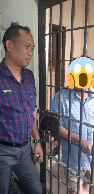 Diduga mantan anggota DPRD Karawang periode 2014-2019