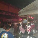 Dugaan Sementara Penyebab Kebakaran di Lantai Dasar Pasar Baru Cikarang