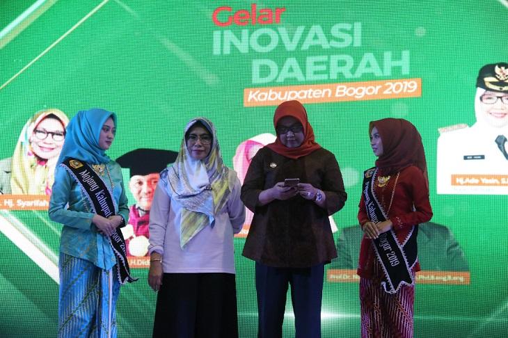 Gelar Inovasi Daerah Kabupaten Bogor