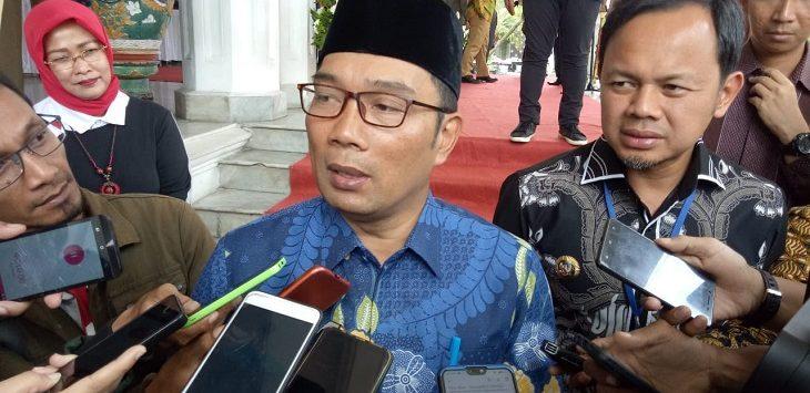 Gubernur Jabar Ridwan Kamil (kiri) dan Wali Kota Bogor Bima Arya (kanan)./Foto: Istimewa