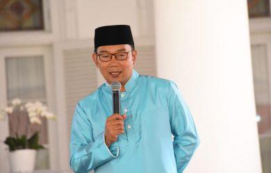 Gubernur Jawa Barat Ridwan Kamil (ist)