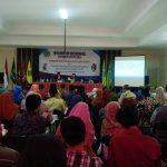 Stadium General Pascasarjana IAIN Syekh Nurjati Cirebon yang membahas Pendidikan Berkualitas Pada Era Revolusi Industri 4.0. Alwi/pojokjabar
