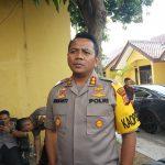 Kapolres Cirebon AKBP Suhermanto saat memberikan keterangan. Dede/pojokjabar.com