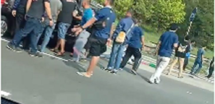 Kecelakaan Tol Jagorawi Sentul