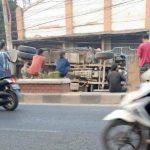 Kecelakaan di Karawang