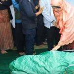 Korban aksi premanisme di Cirebon