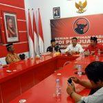 Nama para pendaftar akan dikirim ke DPP PDI-Perjuangan untuk menjalani tahap selanjutnya./Foto:ist