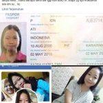 Pekerja Migran Indonesia asal Karawang