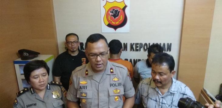 Pelaku Penusukan Siswi SMK di Bandung Berhasil Diamankan