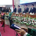 Pelantikan DPRD Kabupaten Garut