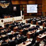 Rapat Paripurna DPRD Jawa Barat