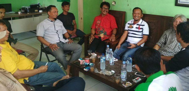 Rapat persiapan teknis menjadi wilayah Mandiri oleh tokoh-tokoh pejuang Cikampek (ega)