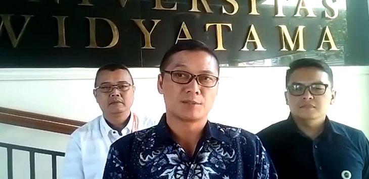 Rektor Universitas Widyatama Bandung, Prof Obsatar Sinaga