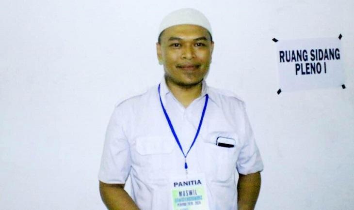 Sunarto (Perwakilan PA 212)