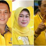 Tiga Calon Ketua Golkar Kabupaten Bekasi
