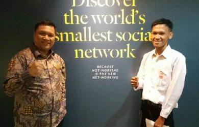 Tito, pemuda viral Karawang